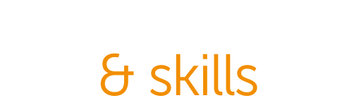 Employment and Skills page title