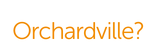 why work with Orchardville page title