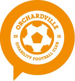 Orchardville DFC logo
