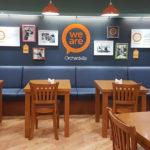 Orchard Café interior