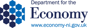 Department for the Economy Northern Ireland logo