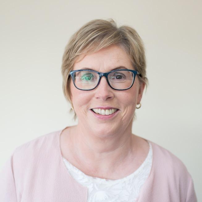 Orchardville's CEO - Joan McGinn